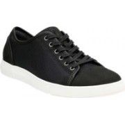 Clarks Lander Cap Black Combi Sneakers For Men(Black)