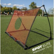 QUICKPLAYSPORTS Mini Elite Rete da rimbalzo da calcio QuickPlay