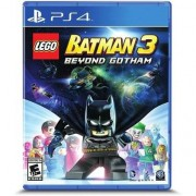 Lego Batman 3: Beyond Gotham - Ps4 - Unissex