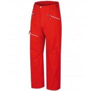HANNAH Baker Pánské lyžařské kalhoty 215HH0007HP05 Orange.com S
