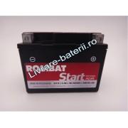 Baterie moto, scuter, atv, Rombat 12V 3Ah 30A, AGM Gel RBX4L-BS