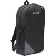 LeeRooy 17 inch Inch Laptop Backpack(Black)