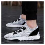 Transpirable Malla Sneakers Hombres Al Aire Zapatillas Deportivas
