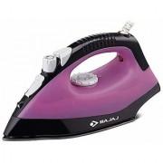 Bajaj MX 16 1400-Watt Steam Iron (Purple)