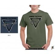 "Sniper Men ""Rifle"" T-Shirt (Olive)"