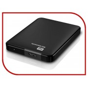 Жесткий диск Western Digital Elements Portable 500Gb WDBUZG5000ABK-EESN / WDBUZG5000ABK-WESN