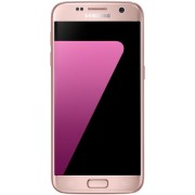 "Telefon Mobil Samsung Galaxy S7, Procesor Octa-Core 2.3GHz / 1.6GHz, QHD Super AMOLED Capacitive touchscreen 5.1"", 4GB RAM, 32GB Flash, 12MP, 4G, Wi-Fi, Android (Roz)"
