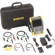 Ručni osciloskop (Scope-Meter) Fluke 190-202/S 200 MHz 2-kanalni 2.5 GSa/s 10 kpts 8 bita digitalna memorija (DSO), test kompone