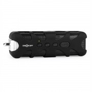 OneConcept Black Know, Bluetooth високоговорител, AUX, батерия (RM2-Black-Know)