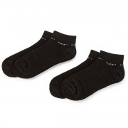 Set de 2 perechi de șosete medii pentru bărbați JOOP! - Fashion Quarter 900.066 Black 2000