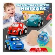 EY Crear Toy 8022 2.4G Sensor De Gravedad Smart Watch Control Remoto RC Coche De Carreras