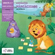 Joc interactiv Animalutele mancacioase Chalk and Chuckles, 3 ani+