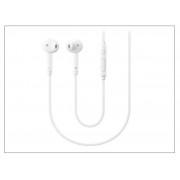 Samsung gyári sztereó J.B. szett - EO-EG920BW white - 3,5 mm jack (ECO csomagolás)