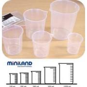 Set didactic pentru masurare lichide Miniland