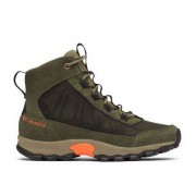 Columbia Chaussure Flow Borough - Junior Nori, Tangy Orange 32 EU