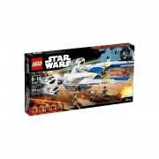 REBEL U-WING FIGHTER LEGO 75155