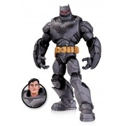 Dc Collectibles Action Figures Series 2: Thrasher Suit Batman Deluxe Figure By Gr