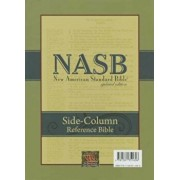 Side-Column Reference Bible-NASB, Hardcover/Inc Foundation Publications