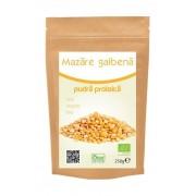 Proteina din mazare pulbere premium bio 250g Obio