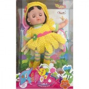 Shreebalaji Toys Dolls for Girls - Dolls for Kids - Kids Toys - Annie Baby Doll - Baby Doll with Foam Stuff - Soft Toys