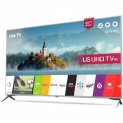 LG 43UJ651V 43 Inch 4K Ultra HD HDR Freeview Smart WiFi LED TV - Silver Демонстрационен артикул