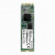 SSD M.2, 256GB, Transcend, M.2 2280, SATA3 B+M Key, TLC (TS256GMTS830S)
