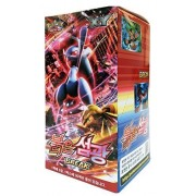 Pokemon Card XY8 Booster Pack Box 30 Packs in 1 Box RED FLASH Korea Version TCG
