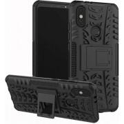 Knaldeals.com - Xiaomi Mi A2 hoesje - Rugged Hybrid Case - zwart