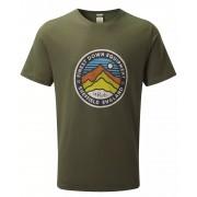 Rab Stance 3 Peaks - T-shirt - Army - XL