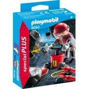 Figurina Miner Cu Echipament Playmobil