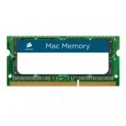8GB DDR3L 1600MHz, SO-DIMM, Corsair CMSA8GX3M1A1600C11, 1.35V, за Mac