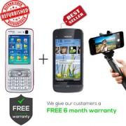 Nokia N73 C5-03 Get Selfie Stick