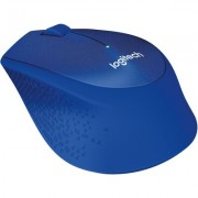 Безжична мишка Logitech M330 SILENT PLUS Blue