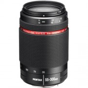 Pentax 55-300mm F/4-5.8 DA HD ED WR - 2 Anni Di Garanzia