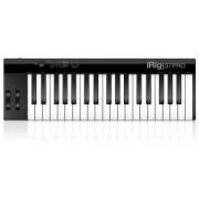 IK Multimedia iRig Keys 37 PRO Teclado MIDI, 37 Teclas, Negro/Blanco