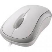 Microsoft Optická Wi-Fi myš Microsoft Basic Optical Mouse P58-00058, bílá