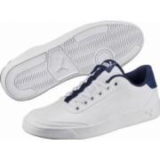 Pantofi sport barbati PUMA COURT BREAKER L Marimea 42.5 Alb