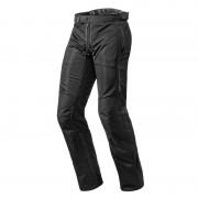 REV'IT! Motorradschutzhose, Motorradhose, Bikerhose REV'IT! Airwave 2 Textil schwarz 3XL schwarz