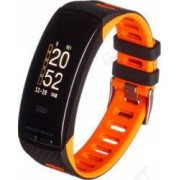 Smartband Garett Fit 23 GPS Bluetooth Monitorizare activitati Black Orange