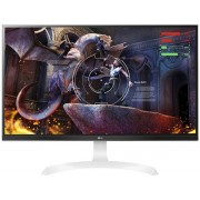 "Monitor Gaming IPS LED LG 27"" 27UD69-W, Ultra HD (3840 x 2160), HDMI, DisplayPort, 5 ms (Alb)"
