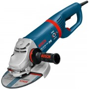 Polizor unghiular Bosch GWS 24-230 JVX 6500 rpm 2400W Albastru