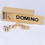 Lot 10 Coffret En Bois Domino Jouet Educatif