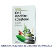 Ceai Colesterol Medicinal 20 plicuri Alevia