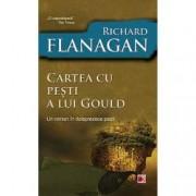 Cartea cu pesti a lui Gould. Un roman in doisprezece pesti