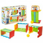 Feber 4 in 1 Kids Sports and Activity Cube