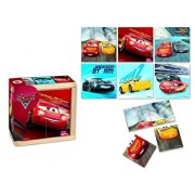 Cars 3 - Puzzle 6 in 1, 24 piese