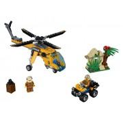 60158 LEGO® City Elicopter de marfă în junglă