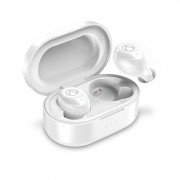 TWS True Wireless Stereo Bluetooth 5.0 Earphones with Charging Box - White