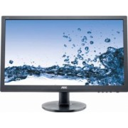 Monitor LED 24 AOC E2460SD2 Full HD Negru