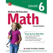 McGraw-Hill Education Math Grade 6, Second Edition, Paperback